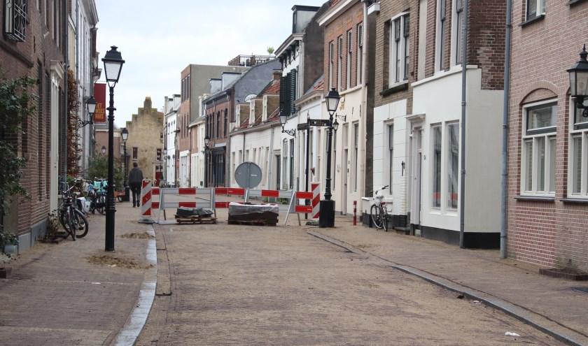 De Herenstraat in Culemborg is helemaal opnieuw ingericht.