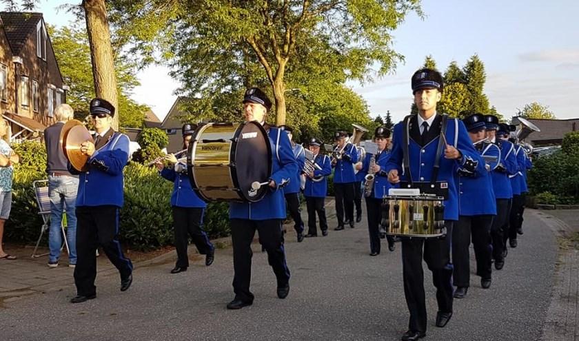 'Excelsior met moes' is het motto van het herfstconcert van muziekvereniging Excelsior op zondag 17 november in zaal Berentsen in Loo.
