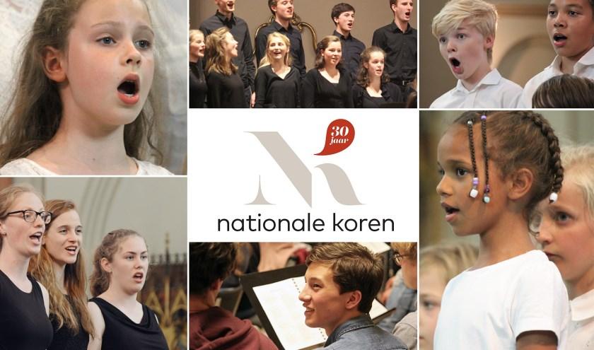 De Nationale Koren bestaan 30 jaar en vieren dit met een masterclass en een jubileumconcert.
