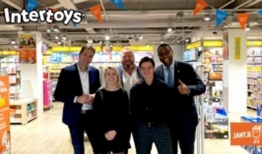 <p>Bij aankopen vanaf 10 euro, kunnen klanten van Intertoys, 50 cent doneren voor Jantje Beton.</p>
