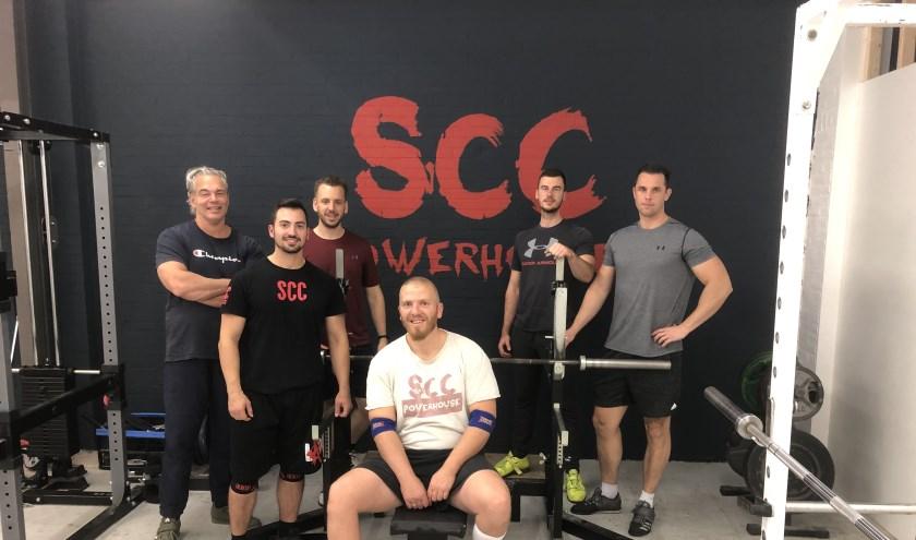 De crew van SCC Powerhouse. Foto: Mark Lobbezoo