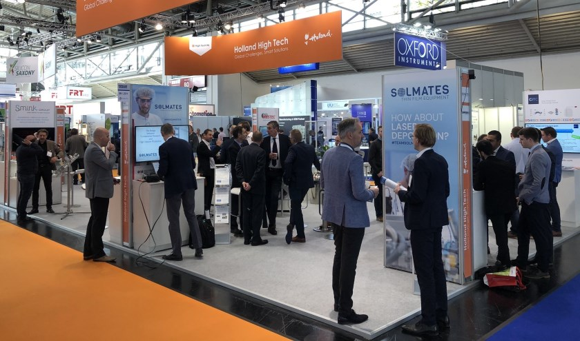 Semicon Europa beurs