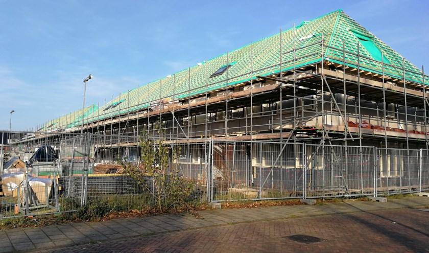 In de komende jaren moet er fors gebouwd worden in Vlaardingen om aan de vraag aan nieuwbouw woningen te voldoen. Foto: Peter Spek
