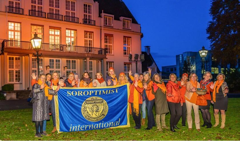 Orange the World Soroptimistclub De Bilt Bilthoven