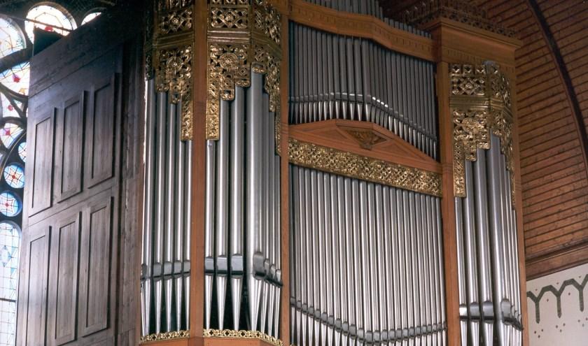 Steinmeyer-orgel Adventkerk.