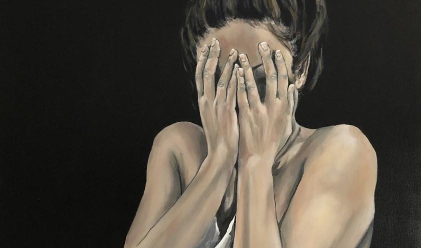 Schilderij van Daan Spijkerboer