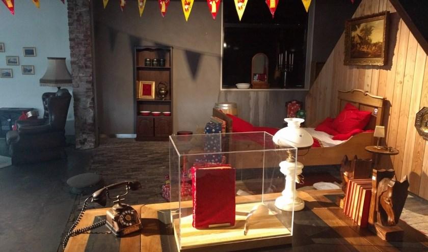 Sinterklaashuis in Museum Vlaardingen
