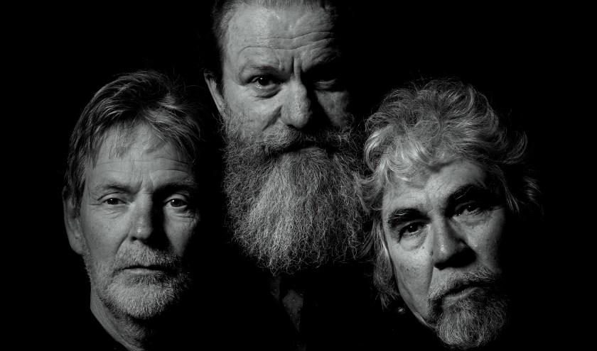 Hans van Gorp, Toon Maas en Piet Snijders. Foto: Kees Martens