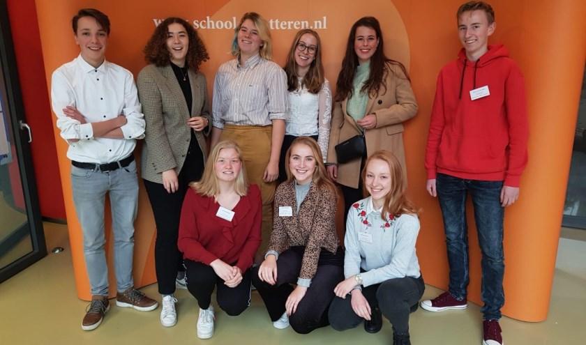 Het debatteam van het Kalsbeek College is doorgedrongen tot de finale van het NK Debatteren voor Scholieren.