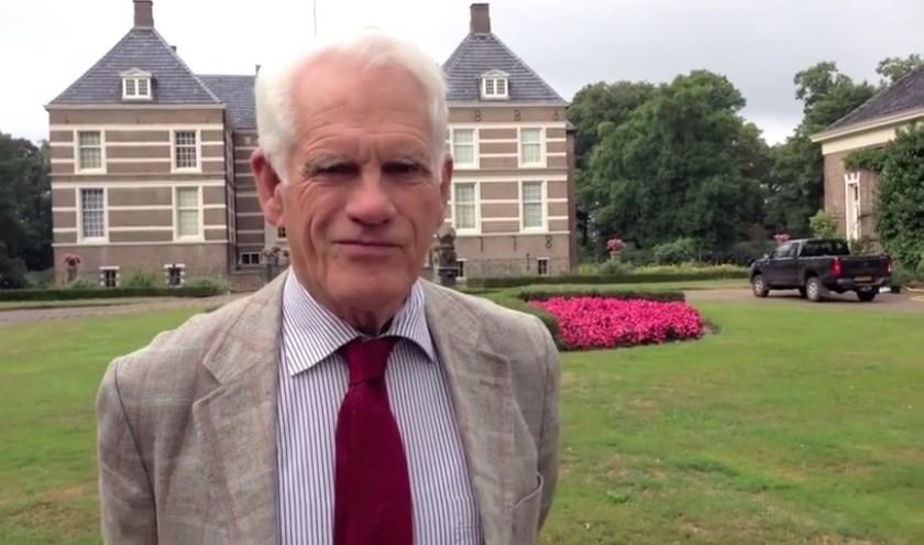 Mr. A.F. L. Graaf van Rechteren Limpurg overleed op 88-jarige leeftijd overleden, hij heeft veel voor Almelo betekend