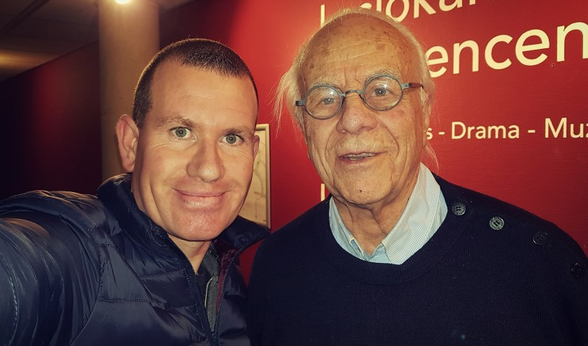 Erwin van Veldhuizen en Bram van der Vlugt.