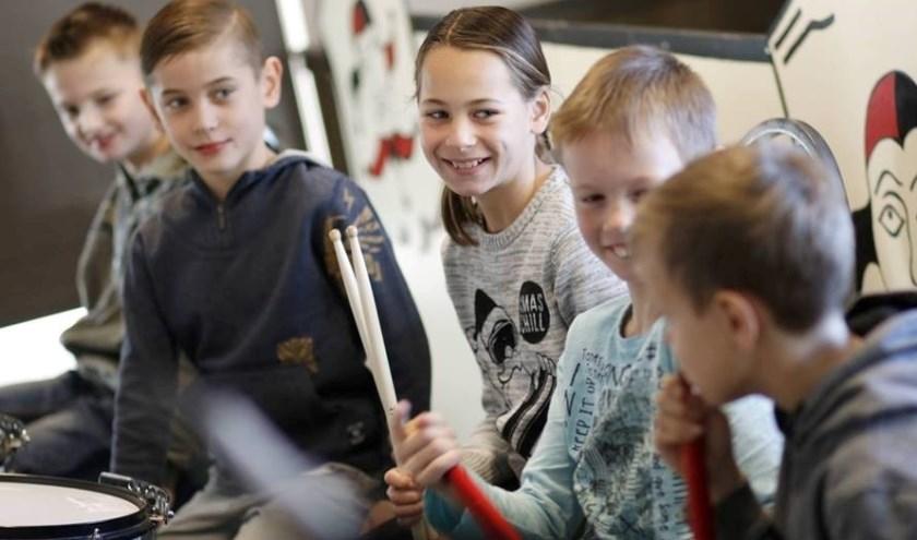 Binnenkort gaan de gratis lessen van 'Muziek Maak Je Zelf' weer van start