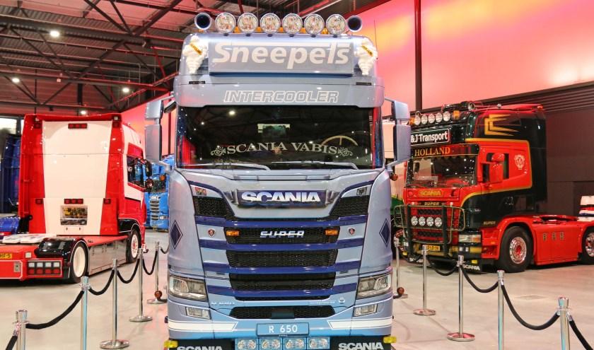 Ook deze zesde keer zijn er tijdens het Mega Trucks Festival weer fraaie specials te bewonderen. Foto: Mega Trucks Festival