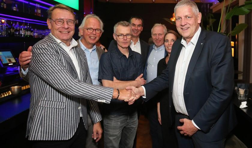 Rabobank en Stichting EigenDom hopen in de toekomst op een goede samenwerking.