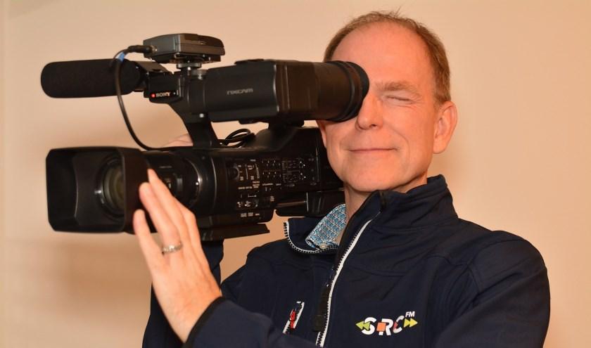 Bert Jacobs. Al jarenlang houdt SRC iedereen op de hoogte van het laatste nieuws uit de regio via radio en kabelkrant en het uitzenden van grote evenementen.