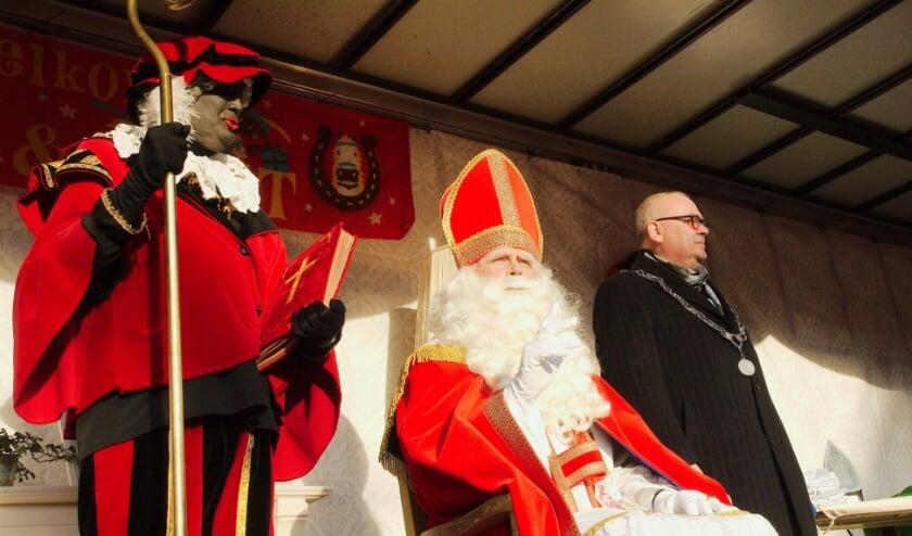 Intocht Sint In Rijssen En Holten Anders Dan Anders Rijssen Holtens Nieuwsblad