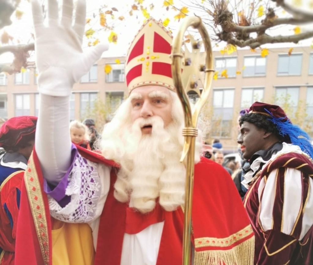 Sint in De Loper Foto: Joyce Soriano © DPG Media