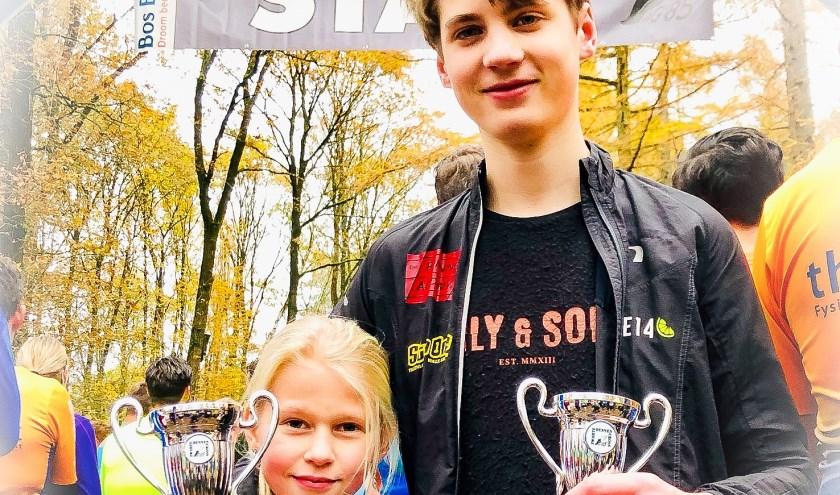 Julia en Wouter Seppenwoolde. Eigen foto