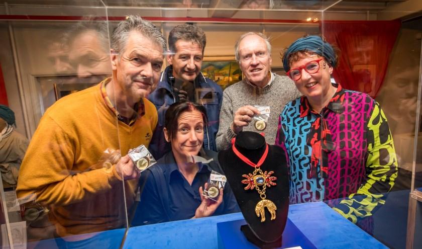Opening van de tentoonstelling Echt Waar?  (foto: Jan Bouwhuis)
