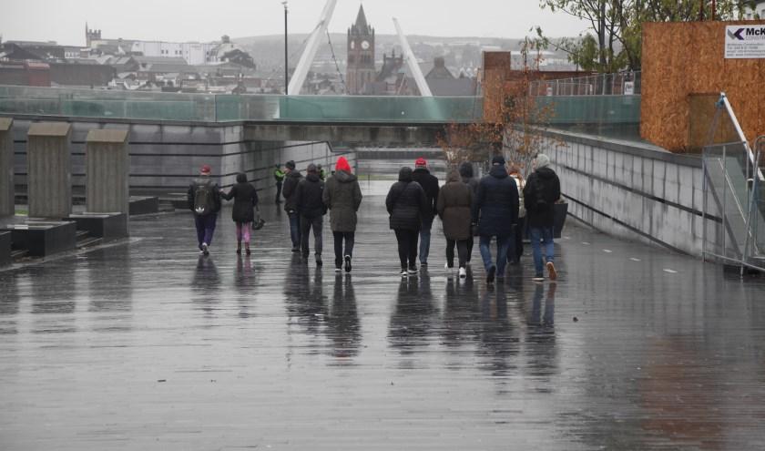 UrbanMatterz Building Bridges. Foto: Hans van den Berkmortel.