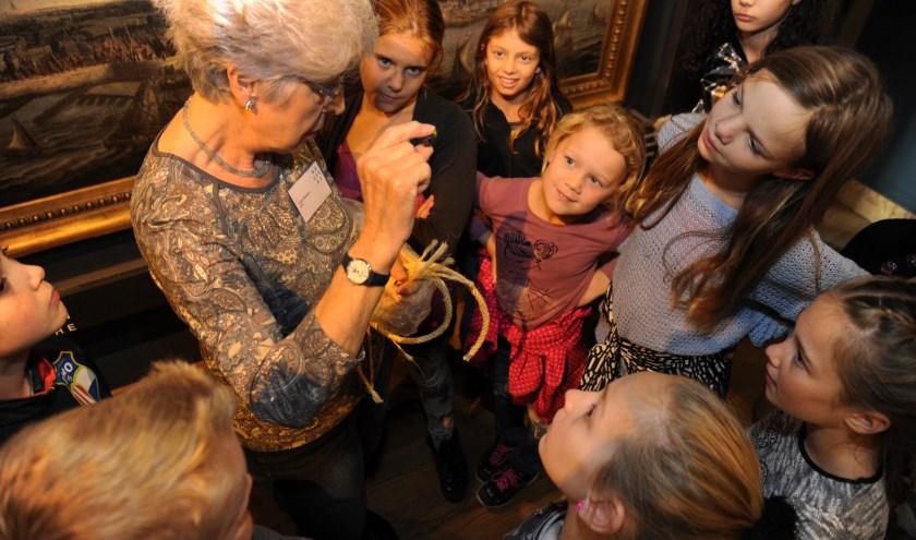 Bijna drieduizend kinderen bezoeken dit jaar het Zeeuws maritiem muZEEum