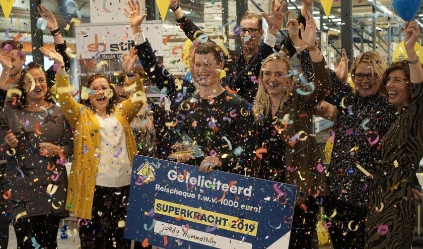 Jordy Hommelberg Superkracht 2019.
