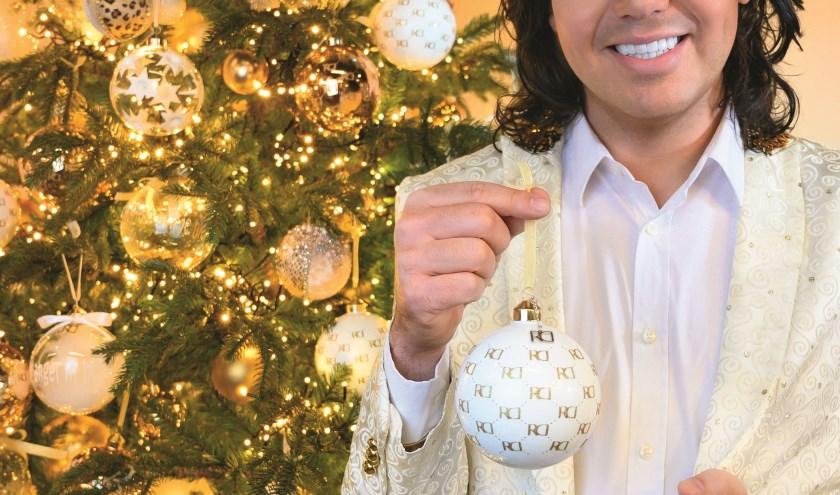 De exclusieve kerstballenlijn van Roy Donders zijn natuurlijk alleen bij Coppelmans verkrijgbaar.