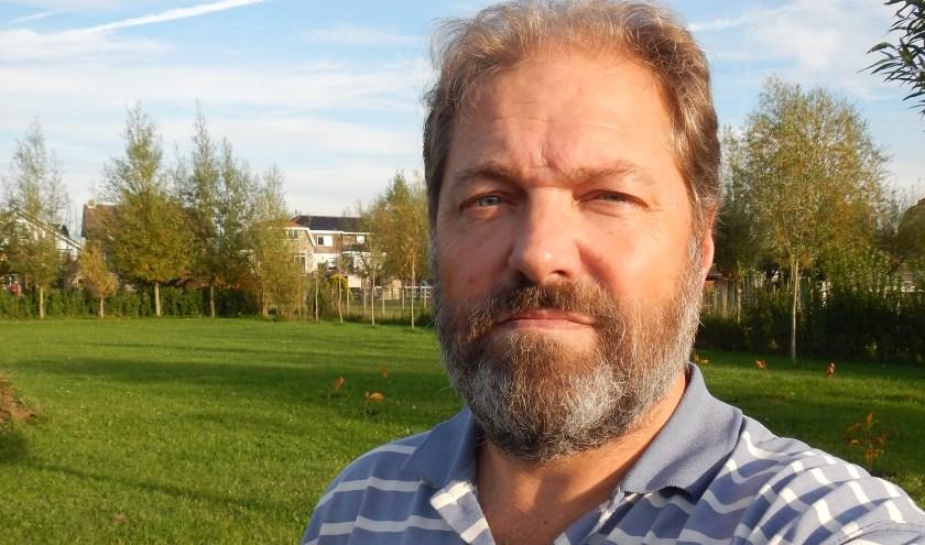 Fractievoorzitter Cromstrijen'98 HW