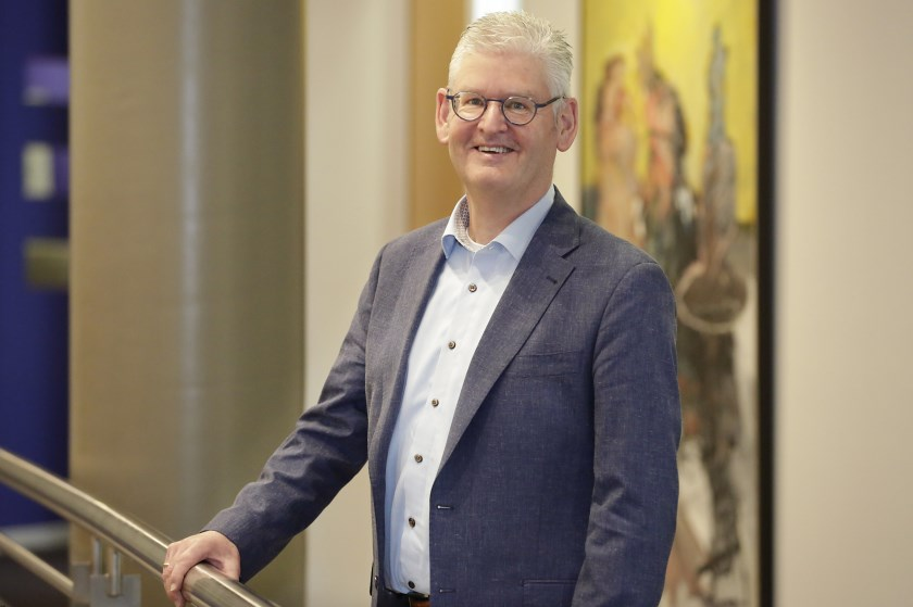 De heer Willem Weeterings wordt de nieuwe Gemeentesecretaris / Algemeen directeur van de gemeente Valkenswaard. Foto via gemeente: Jurgen van Hoof