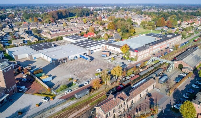 Ter Steege Gebiedsontwikkeling heeft het bedrijfsterrein Odink & Koenderink gekocht.