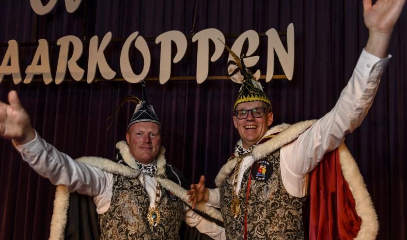 Wilco van Veen en Nol Wouters.