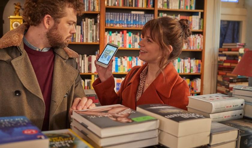 De komedie Wat is dan Liefde draait vrijdag 8 november en maandag 11 november in Filmhuis Didam. Let op: vrijdag is de vertoning niet voor iedereen toegankelijk. (foto: Filmdepot.nl)