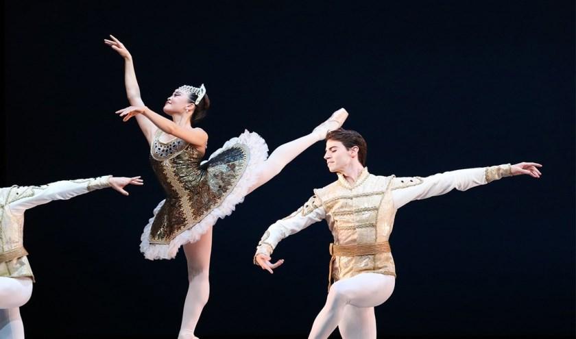 Inventief en tijdloos, zo staan de balletten van George Balanchine bekend. (Foto: Hans Gerritsen)