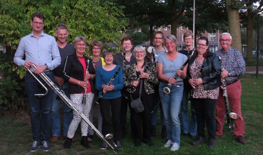 Het klarinetensemble Klarinjo! is in april opgericht door klarinettist en docent Karin Vrieling.