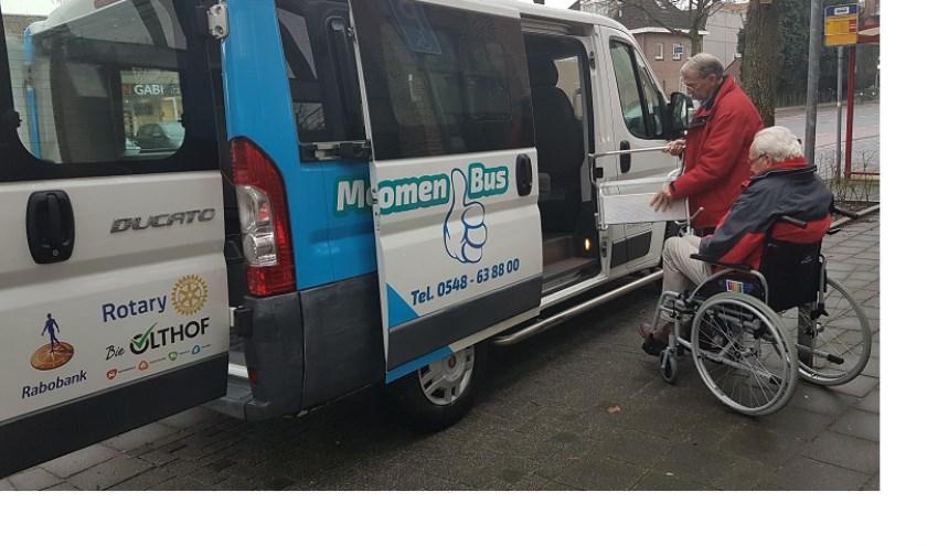 De Mooi Meegenomen-bus van De Welle is er voor de dagelijkse boodschappen én voor het maken van leuke uitstapjes.