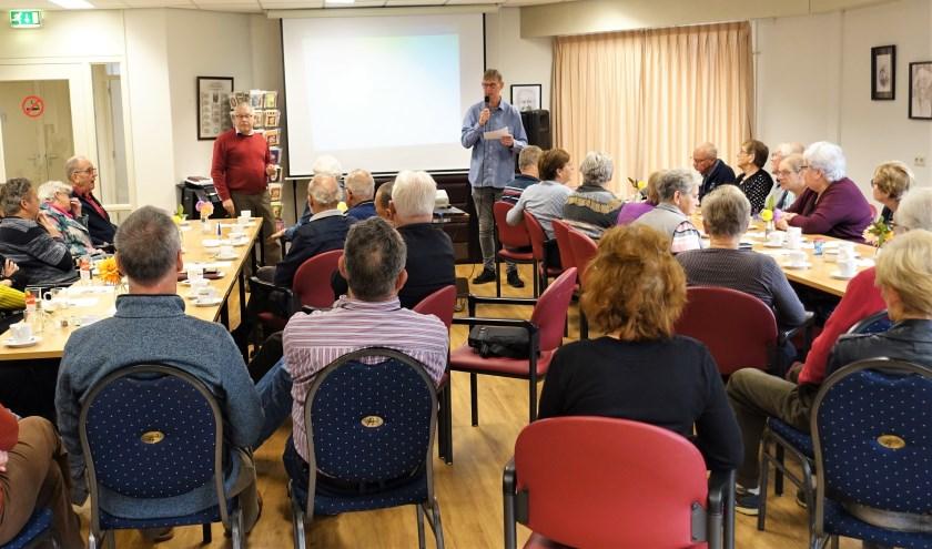 Er was veel interesse voor de opfriscursus Rijvaardigheid voor senioren. (foto: Bart Hendricksen)