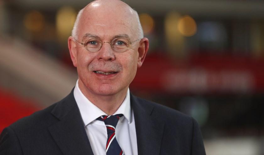 PSV-directeur Ton Gerbrands. Foto: Edwin van Zandvoort/Soccrates