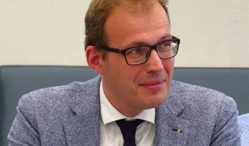 <p>Burgemeester Mark Boumans van Doetinchem.</p>