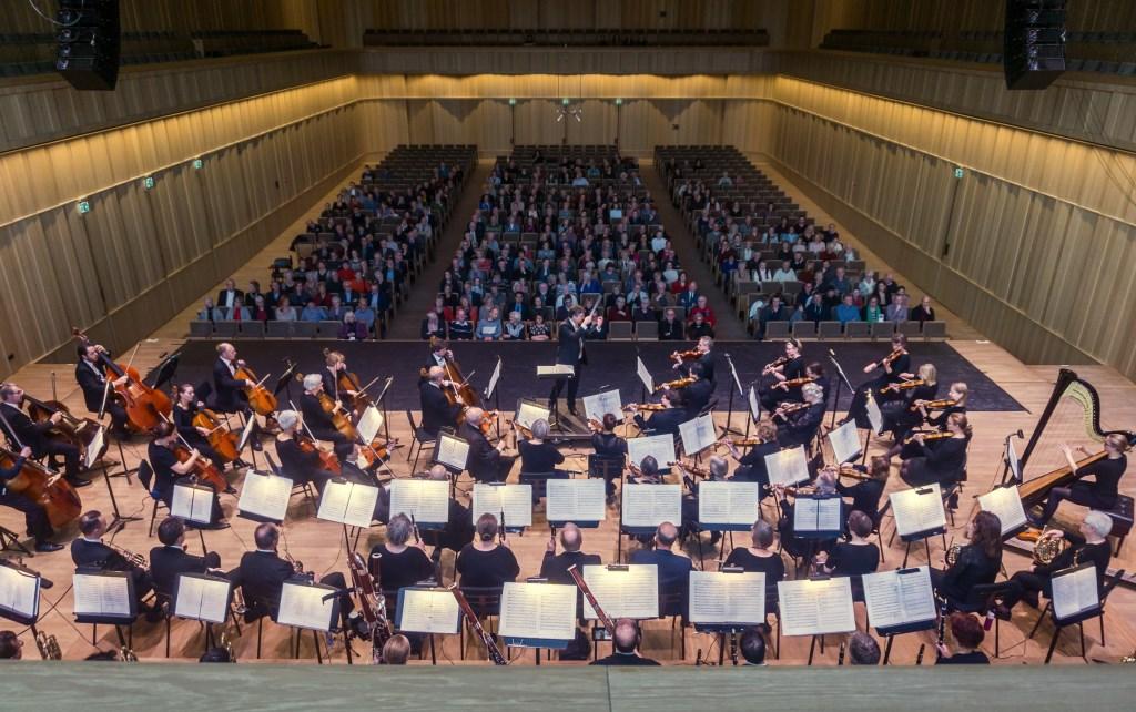 Arnhem Sinfoniëtta in Musis Foto: (c)  René Knoop © DPG Media