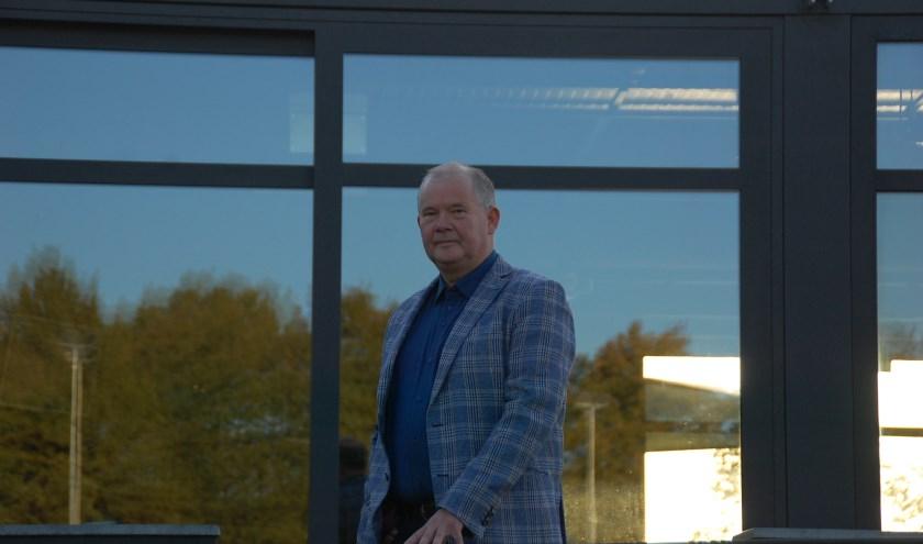 Na 12 bestuursjaren, waarvan negen als voorzitter, laat Kees Swaanen een toekomstbestendige accomodatie achter.