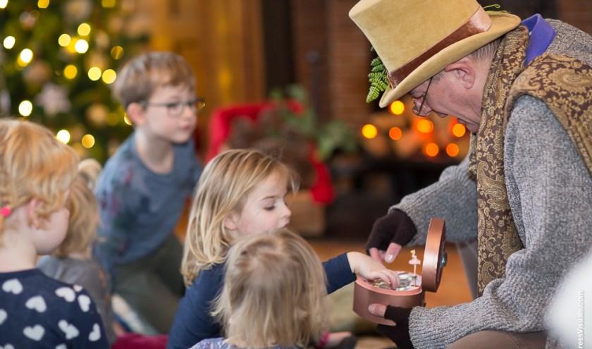 In het Kasteel is in de kerstvakantie heel veel te doen, voor groot en klein. Foto: PressVisiuals.com
