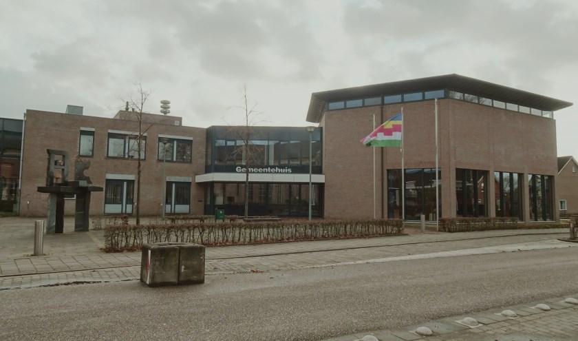 Het bestuurscentrum van Maasdriel.