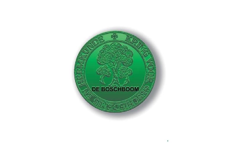 Onder De Boschboom is een rubriek van cultuurhistorische aard. Reacties? Stuur een mail naar: onderdeboschboom@kringvrienden.nl.