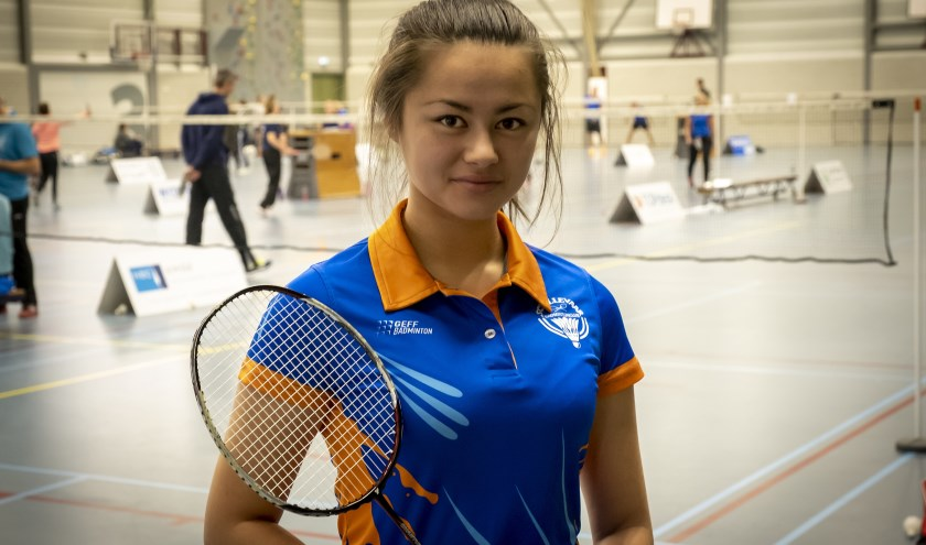 Lisa Verboom: met haar team kansrijk voor het kampioenschap. (Foto: Wijntjesfotografie.nl)