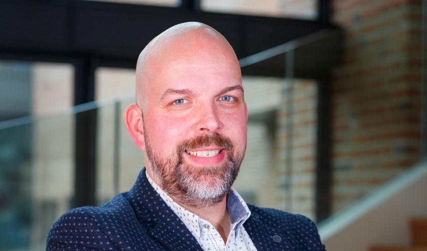 Ruben Minkjan zal in de Hellendoornse gemeenteraad niet langer het gezicht van de Christen Unie zijn, maar zich storten op zijn studie. (Foto: Patrick Ooms)
