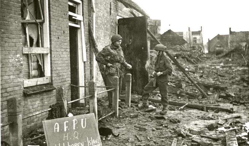 Westkapelle 1944
