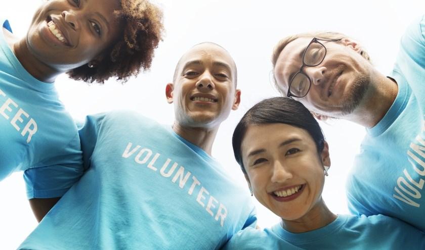 Vrijwilligers. (foto: Pixabay)