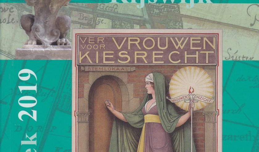 Historische Vereniging Rijswijk heeft het 25e jaarboek uitgebracht.