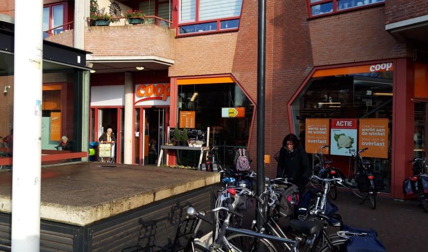 Coop in Zevenaar heeft het interieur van de winkel flink aangepakt. (foto: Danny van der Kracht)