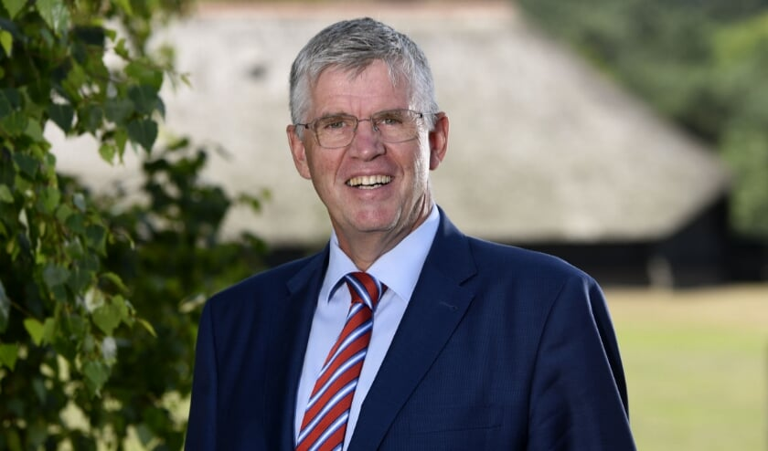 Burgemeester Baars blikt terug op bijzondere periode.